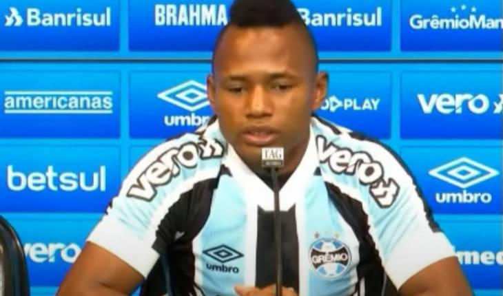 Radar Esporte/Canal do YouTube/ Grêmio FBPA/PrtScr M.R