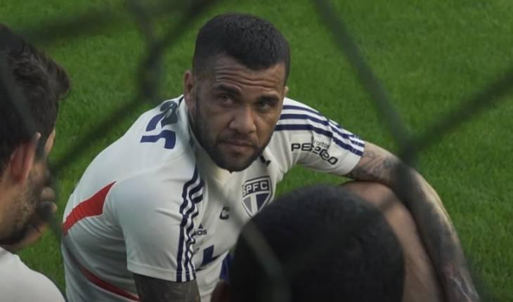 Radar Esporte/Canal do YouTube/  São Paulo FC/PrtScr M.R