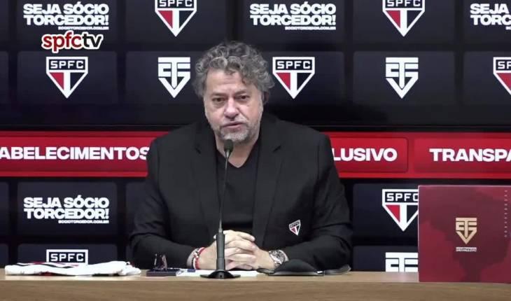 Radar Esporte/ Canal no YouTube/ São Paulo FC (PrtScr M.R)