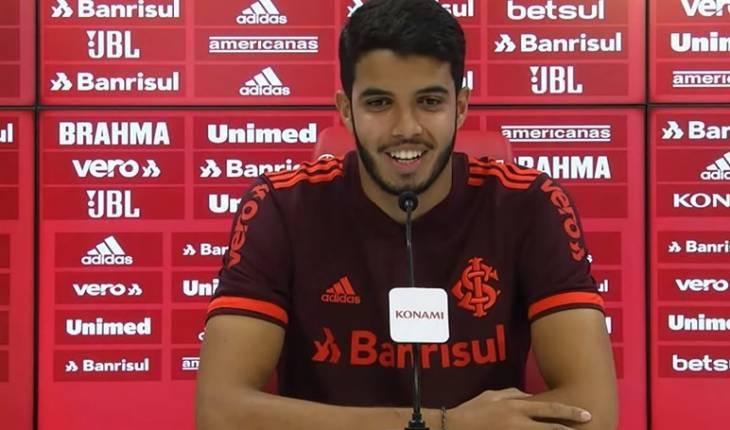 Radar Esporte/Canal do YouTube/Sport Club Internacional/PrtScr M.R