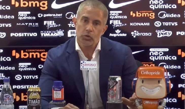 Reprodução/Corinthians TV