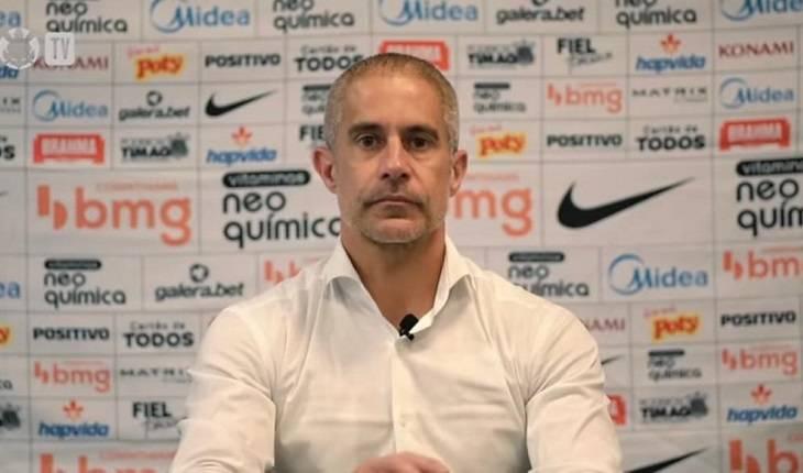 Reprodução / Corinthians TV