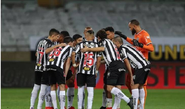 Divulgação/Pedro Souza + Site oficial do Atlético-MG