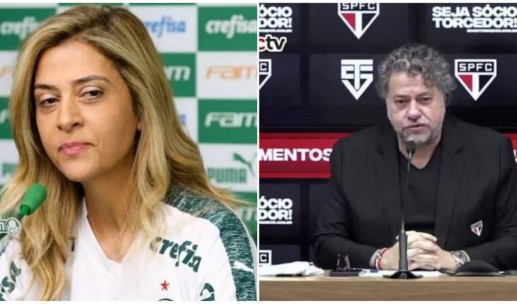 FABIO MENOTTI/PALMEIRAS - REPRODUÇÃO/SÃO PAULO TV
