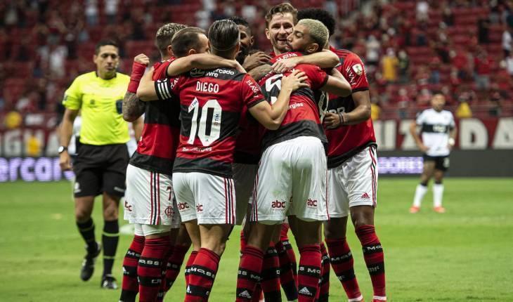 Divulgação/Alexandre Vidal + Instagram oficial do Flamengo