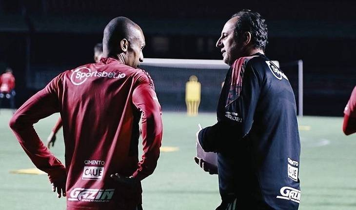 Rubens Chiri/Divulgação Instagram Oficial do São Paulo