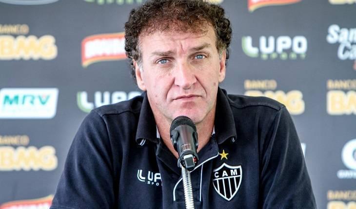 Bruno Cantini/Divulgação Atlético-MG
