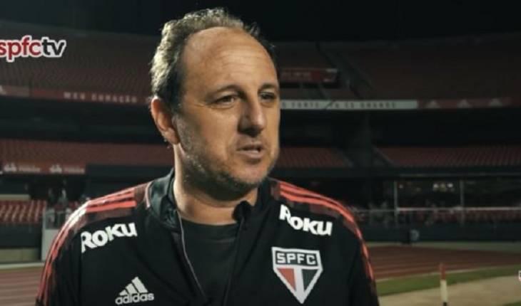 Reprodução YouTube São Paulo FC / PrtScr M.M.