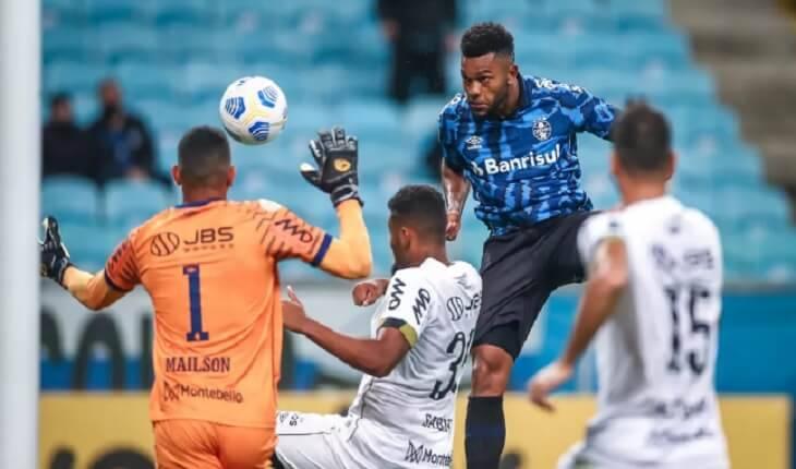 Digulgação Grêmio/Lucas Uebel